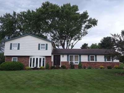 Elkhart Single Family Home For Sale: 60251 Surrey Lane