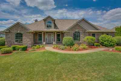 Granger Single Family Home For Sale: 50613 Brookhaven Drive