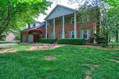 Newburgh Single Family Home For Sale: 5566 N Cypress Street