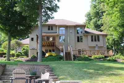 Lagrange County, Noble County Single Family Home For Sale: 1285 Limberlost Trail
