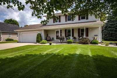 Elkhart Single Family Home For Sale: 58714 Stella