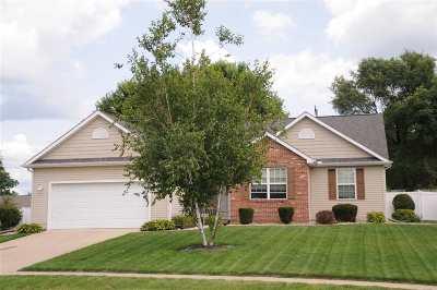 Marshall County Single Family Home For Sale: 1109 Elm Street