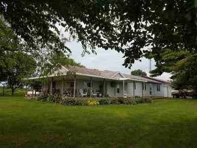Marshall County Single Family Home For Sale: 8831 17th Road