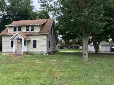 Elkhart Single Family Home For Sale: 1526 Osolo Road
