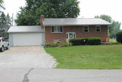 Syracuse Single Family Home For Sale: 502 E Miami Drive