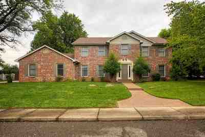 Newburgh Single Family Home For Sale: 10314 Shefield Court