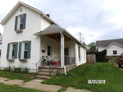 Auburn Single Family Home For Sale: 109 E 15th St