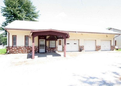 Huntingburg Multi Family Home For Sale: 410 E 4th Ave