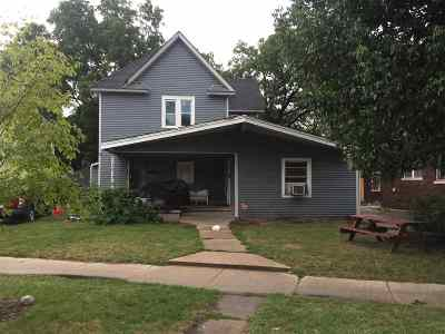 South Bend Multi Family Home For Sale: 1813 W Lincoln Way