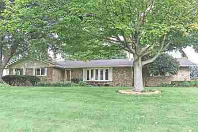 Elkhart Single Family Home For Sale: 58272 River Manor Blvd.