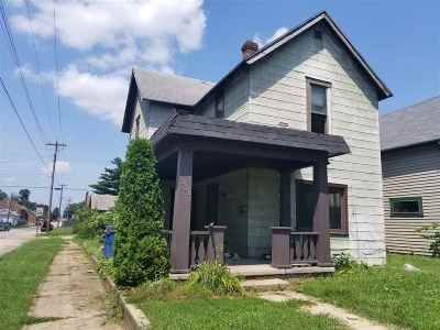 Marion Single Family Home For Sale: 1434 W 2nd Street