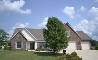 West Lafayette IN Single Family Home Price Change: $260,000