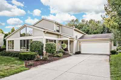 South Bend Single Family Home For Sale: 51355 Green Hill Drive
