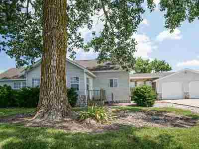Warren Single Family Home For Sale: 6643 S Warren Road