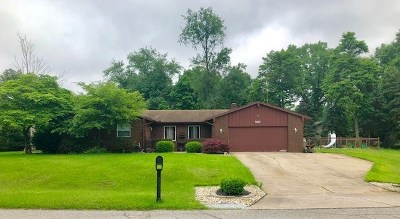 Elkhart Single Family Home For Sale: 30948 Woods And Water Drive