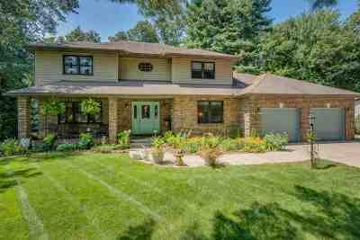 Elkhart Single Family Home For Sale: 51247 Shady Lane