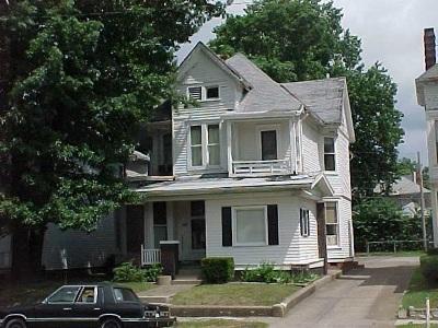 Evansville Single Family Home Back On Market: 804 Washington Avenue
