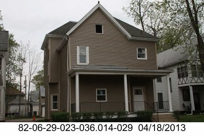 Evansville Single Family Home Back On Market: 808 Washington Avenue