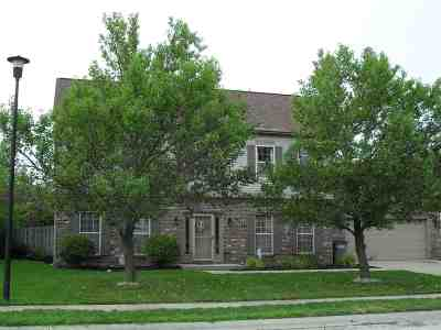 West Lafayette IN Single Family Home For Sale: $245,500