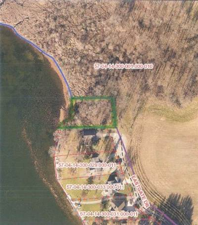 Lagrange County, Noble County Residential Lots & Land For Sale: Lot 52 Eastgate Dr. Drive