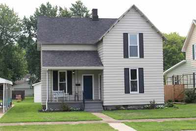Spencer County Single Family Home For Sale: 714 Main St Street