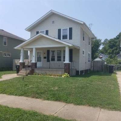 South Bend Single Family Home For Sale: 837 S 35th
