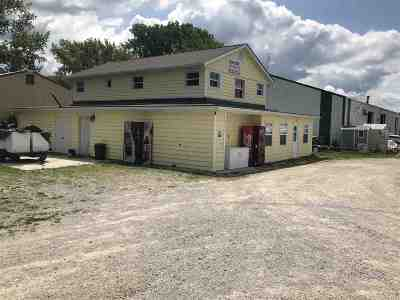 Syracuse Commercial For Sale: 8106 E Hatchery Road