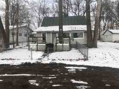 Kosciusko County Single Family Home For Sale: 3757 N Barbee Rd