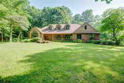 St. Joseph County Single Family Home For Sale: 22467 State Road 4