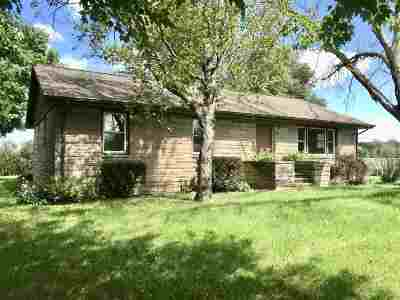 Marshall County Single Family Home For Sale: 3874 Lincoln Highway