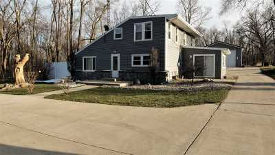 St. Joseph County Single Family Home For Sale: 14350 Ireland