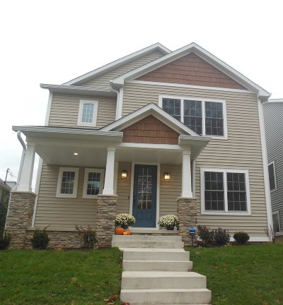 South Bend Single Family Home For Sale: 1018 N Hill Street