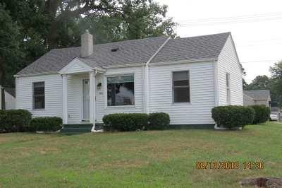 St. Joseph County Single Family Home For Sale: 133 W Russ Avenue