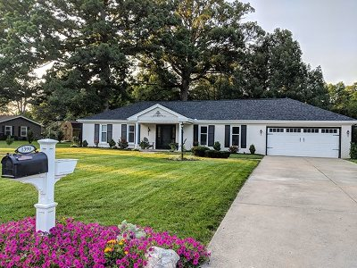 Marion Single Family Home For Sale: 1390 Forest Lane