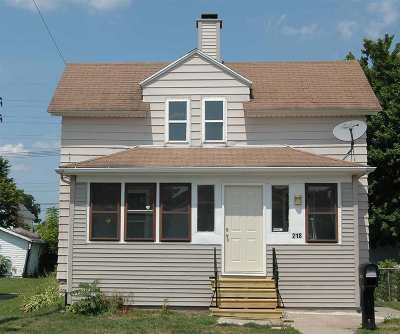 St. Joseph County Single Family Home For Sale: 218 E 13th