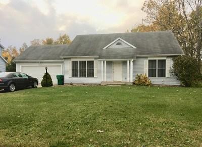Elkhart Single Family Home For Sale: 53651 Sweetspire