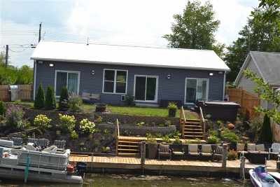 Angola Single Family Home For Sale: 80 Lane 103 Crooked Lake