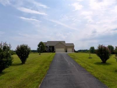 Battle Ground Single Family Home For Sale: 12393 S Springboro Road