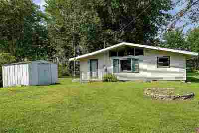 Lagrange Single Family Home For Sale: 3425 S 1095 E