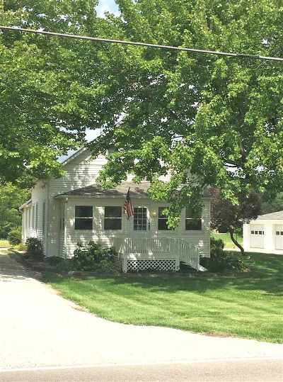 Warsaw IN Single Family Home For Sale: $205,000