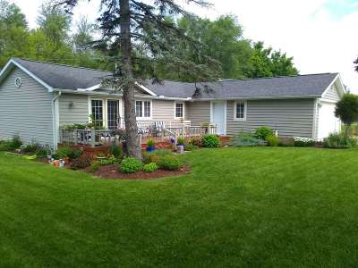 Syracuse Single Family Home For Sale: 11397 N E Wawasee Drive