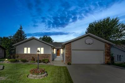 Angola Single Family Home For Sale: 617 Pine Run