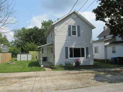 Huntington Single Family Home For Sale: 419 Second Street