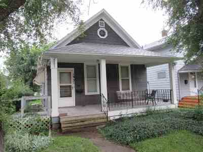 Allen County Single Family Home For Sale: 1921 Taylor Street