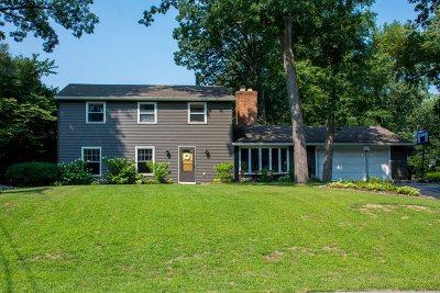 Single Family Home For Sale: 54709 Windingbrook Drive