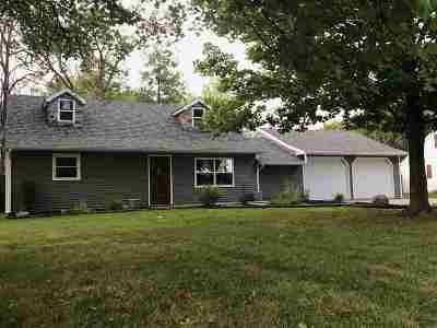 Allen County Single Family Home For Sale: 7525 Diane Dr.
