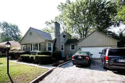Allen County Single Family Home For Sale: 4324 E Paulding
