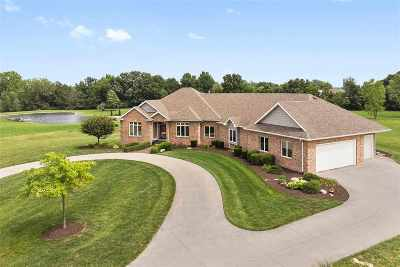 Allen County Single Family Home For Sale: 15116 Pulver Road