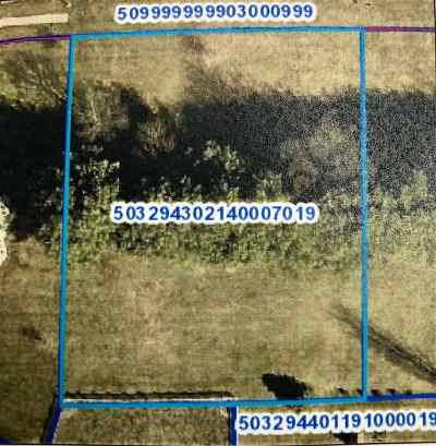 Plymouth IN Residential Lots & Land For Sale: $47,500