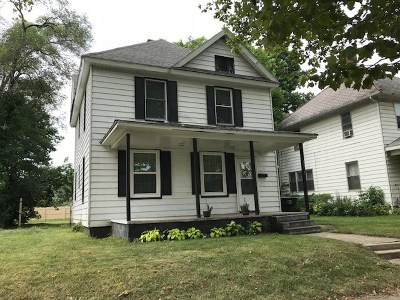 South Bend Single Family Home For Sale: 1115 Allen Street